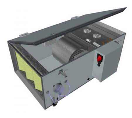 alfa ac 2000 w приточная установка 2vv ALFA AC 2000 W
