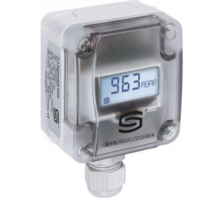 Преобразователь давления атмосферного воздуха PREMASGARD® ALD от S+S Regeltechnik